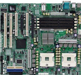 Server Board SE7525GP2